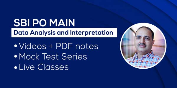 SBI PO MAIN: Data Analysis and Interpretation